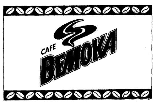 CAFE BEMOKA