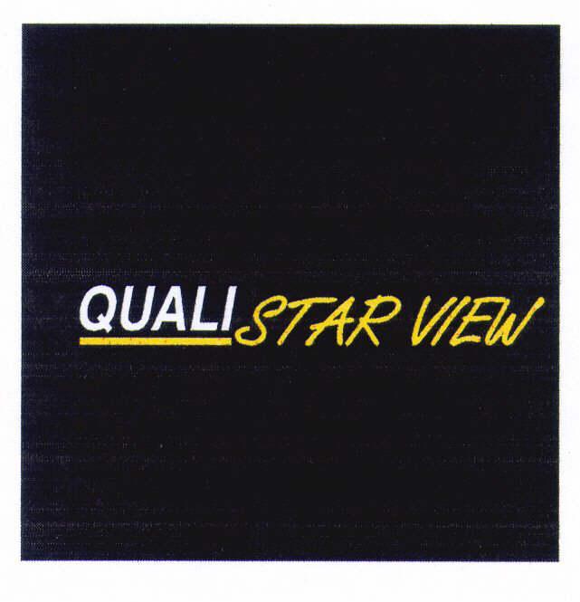 QUALI STAR VIEW