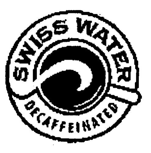 SWISS WATER DECAFFEINATED