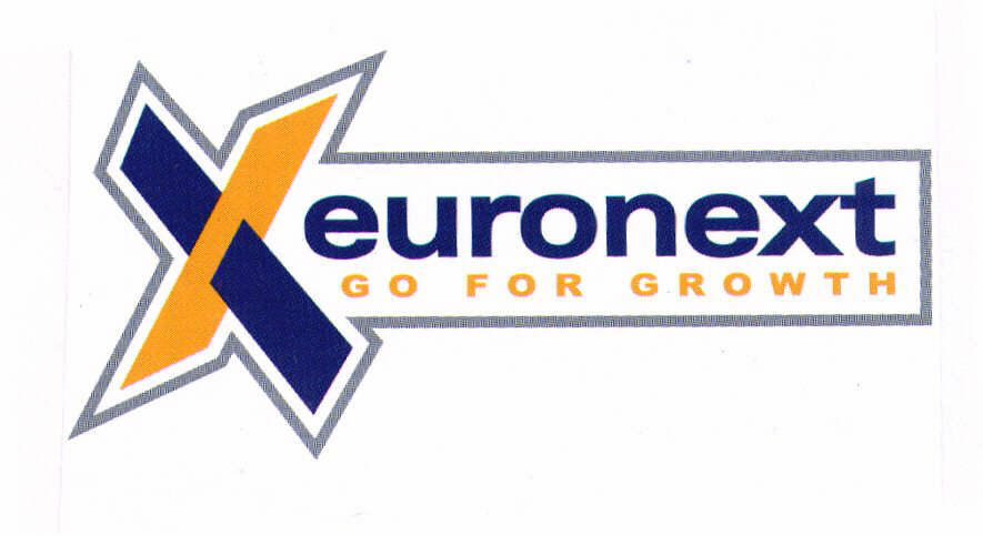 X euronext GO FOR GROWTH