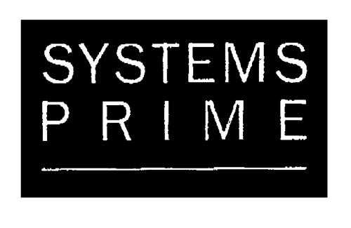 SYSTEMS PRIME