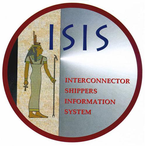 ISIS INTERCONNECTOR SHIPPERS INFORMATION SYSTEM