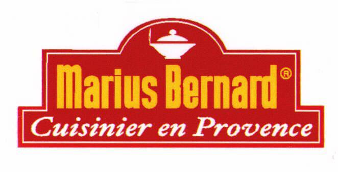 Marius Bernard Cuisinier en Provence