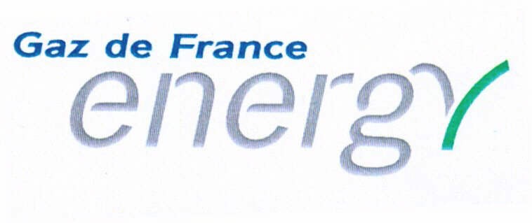 Gaz de France energy