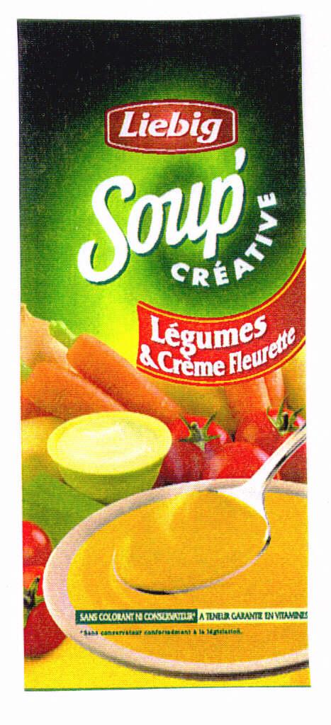 Liebig Soup Creative Legumes Creme Fleurette Reviews Brand