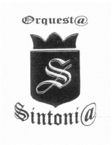 Orquest@ S Sintoní@