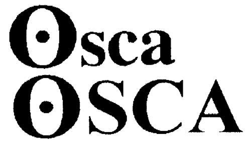 Osca OSCA