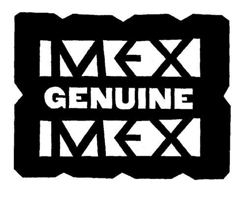 MEX GENUINE MEX