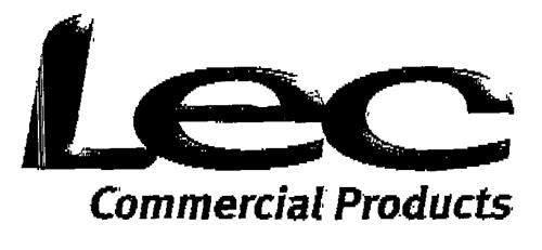 Lec Commercial Products