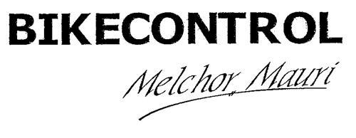 BIKECONTROL Melchor Mauri