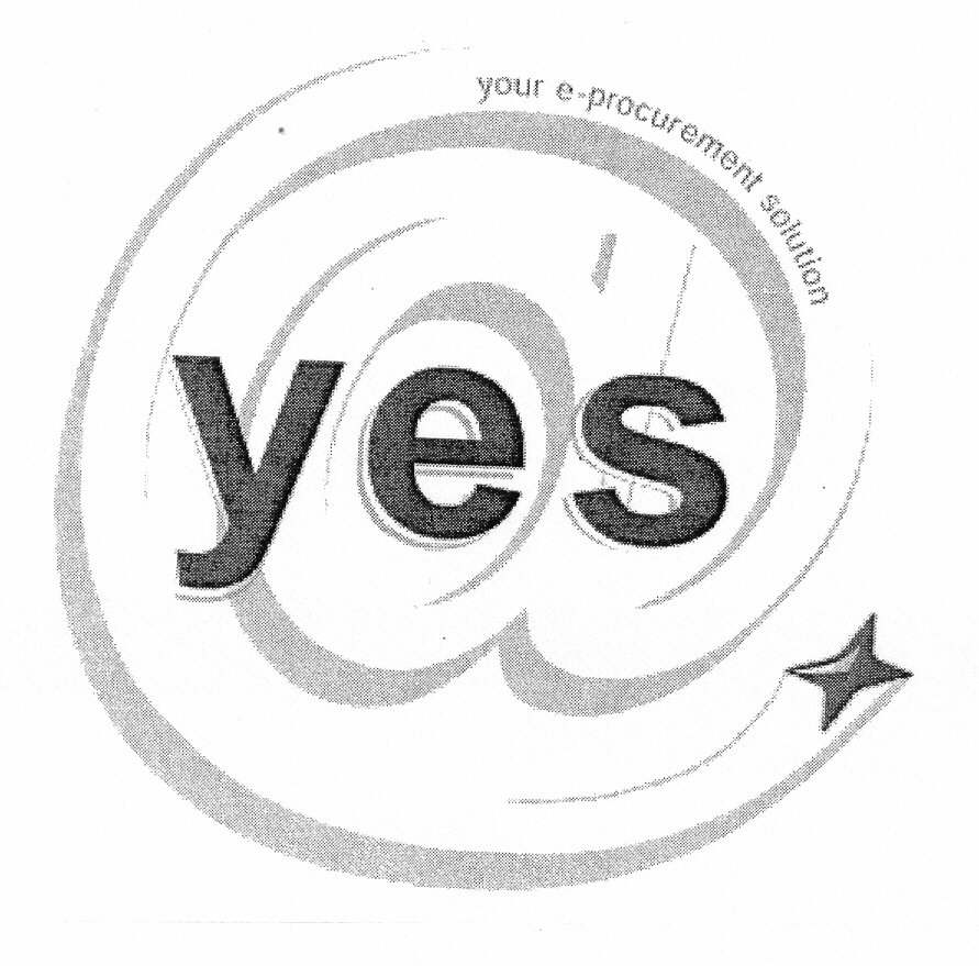 yes your e-procurement solution