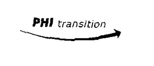 PHI transition
