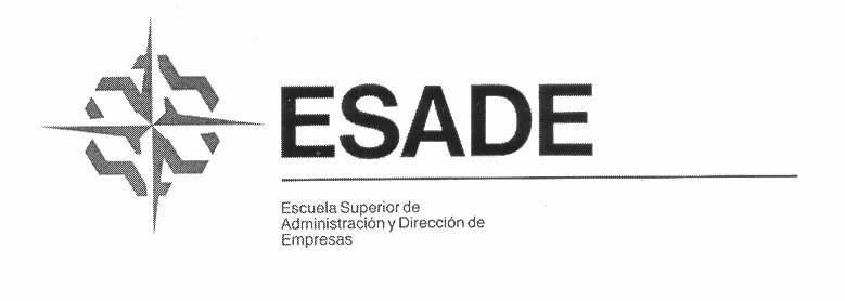 ESADE Escuela Superior de Administración y Dirección de Empresas