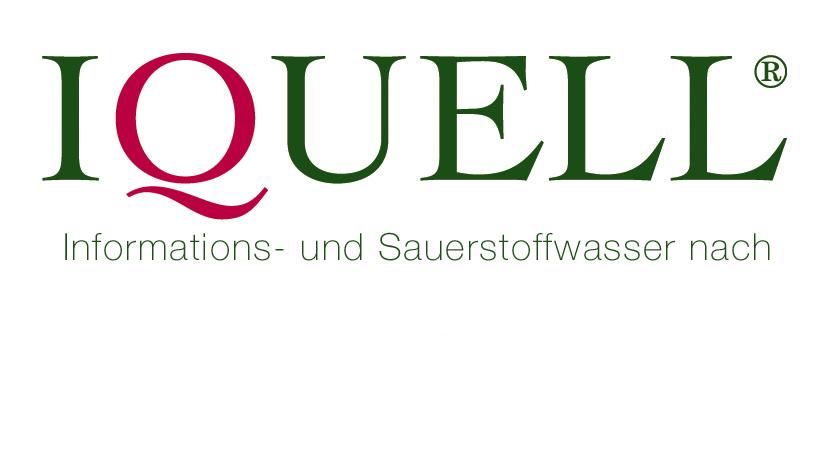 IQUELL Informations- und Sauerstoffwasser nach