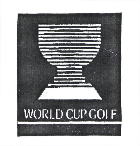 WORLD CUP GOLF