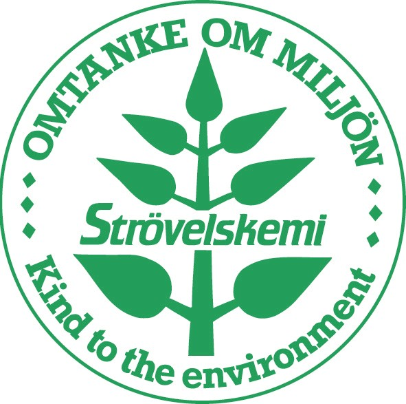 OMTANKE OM MILJÖN Strövelskemi Kind to the environment