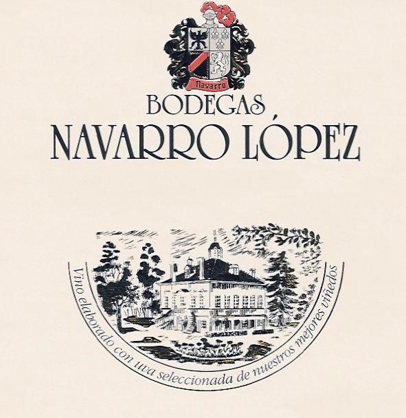 BODEGAS NAVARRO LÓPEZ Vino elaborado con uva seleccionnada de nuestros mejores viñedos