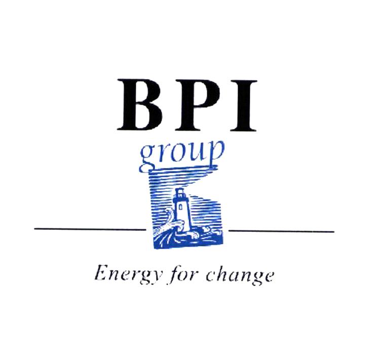 BPI group Energy for change