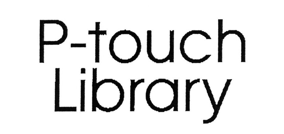 P-touch Library