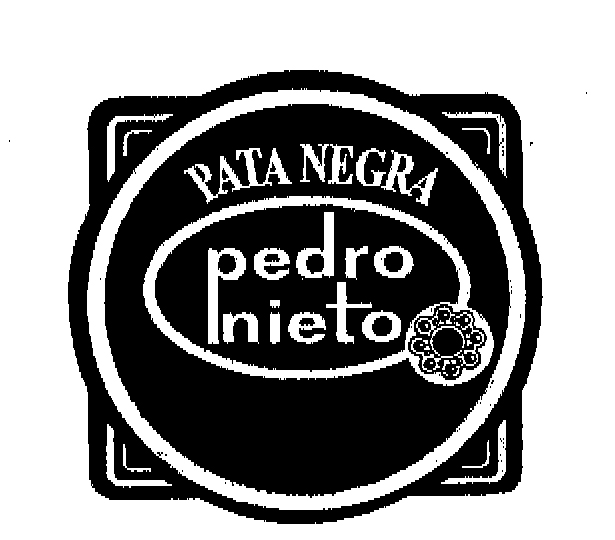 PATA NEGRA Pedro Nieto