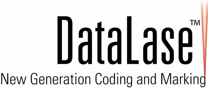 DataLase New Generation Coding and Marking