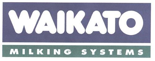 WAIKATO MILKING SYSTEMS