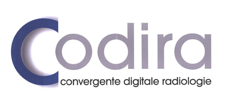 Codira convergente digitale radiologie