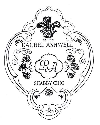 RACHEL ASHWELL RA SHABBY CHIC
