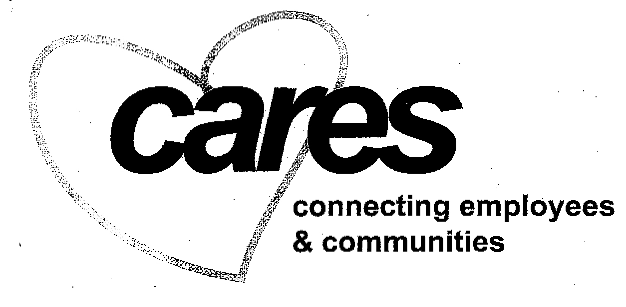 cares connecting employees & communities