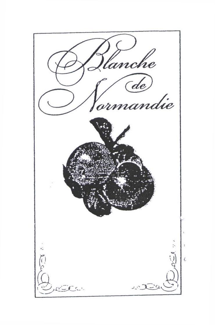 Blanche de Normandie