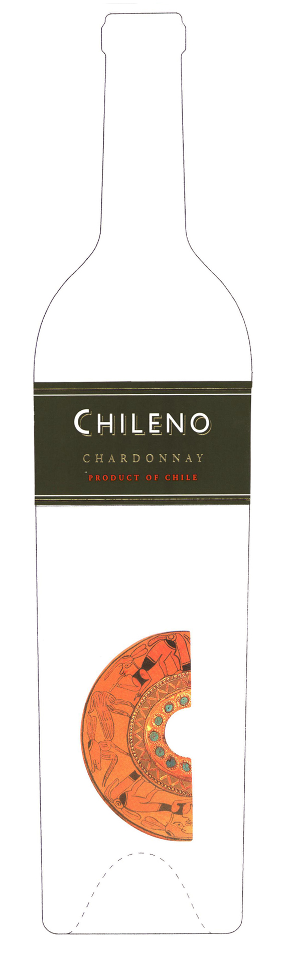 CHILENO CHARDONNAY PRODUCT OF CHILE