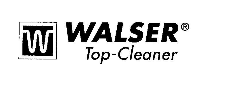 WALSER Top-Cleaner