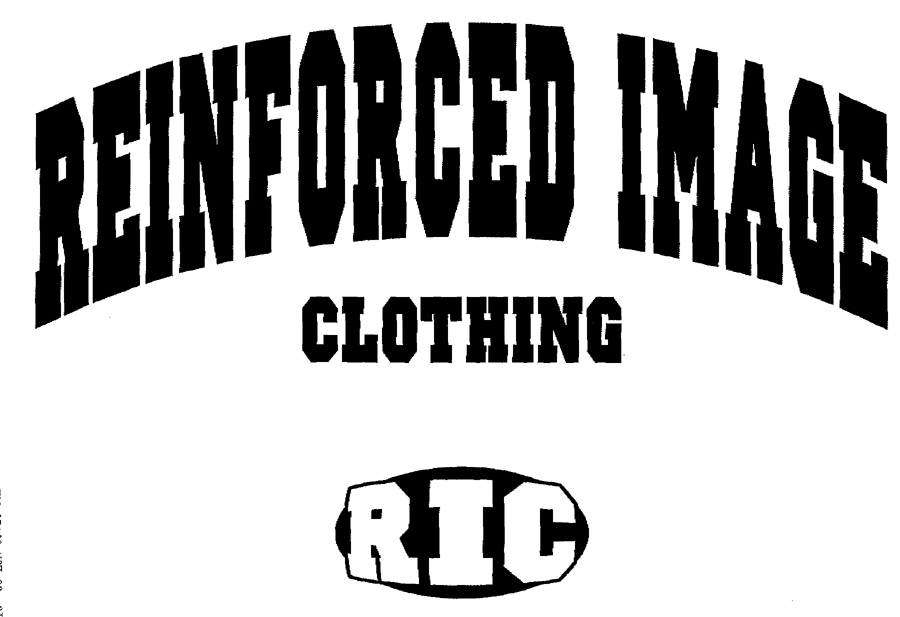 REINFORCED IMAGE CLOTHING RIC