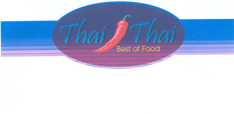 Thai Thai Best of Food