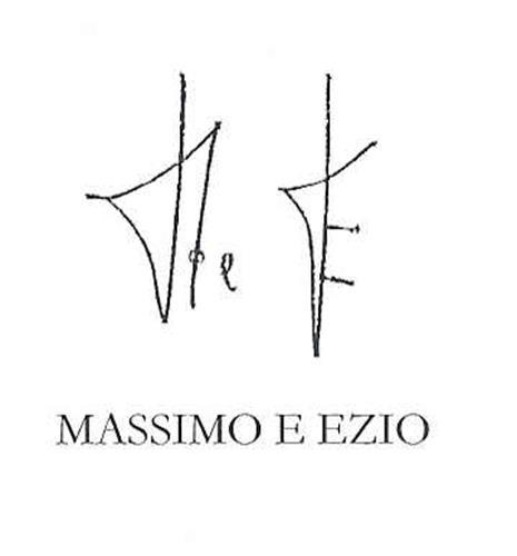 MASSIMO E EZIO
