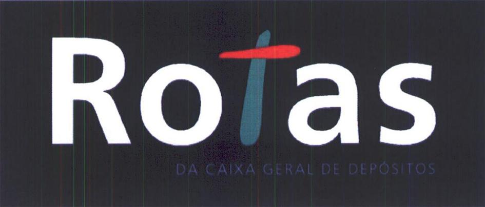 Rotas DA CAIXA GERAL DE DEPOSITOS