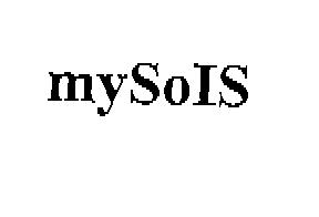 mySoIS