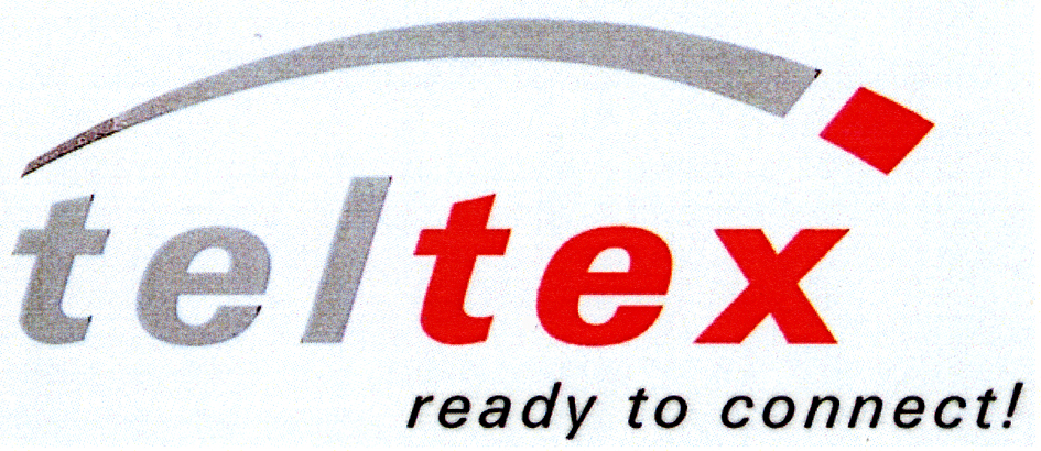 teltex ready to connect!