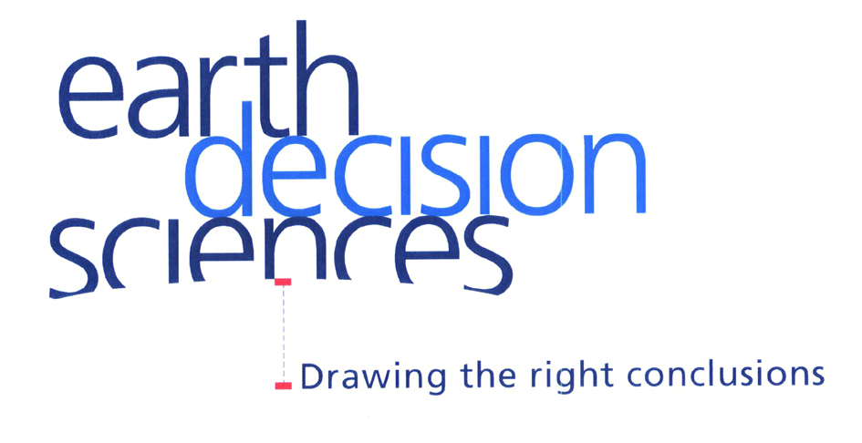 earth decision sciences - Drawing the right conclusions