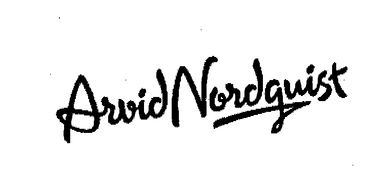 ArvidNordquist