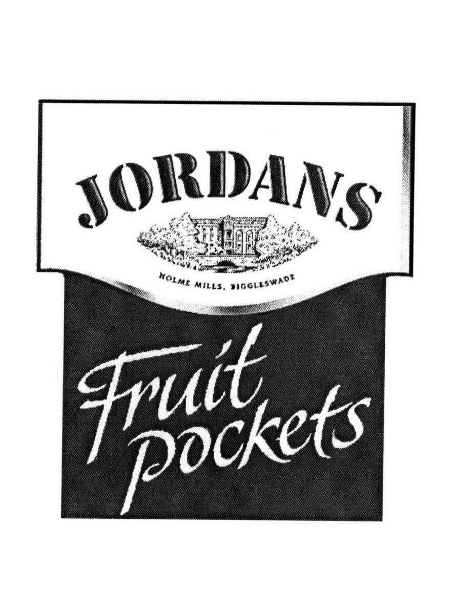 JORDANS Fruit pockets