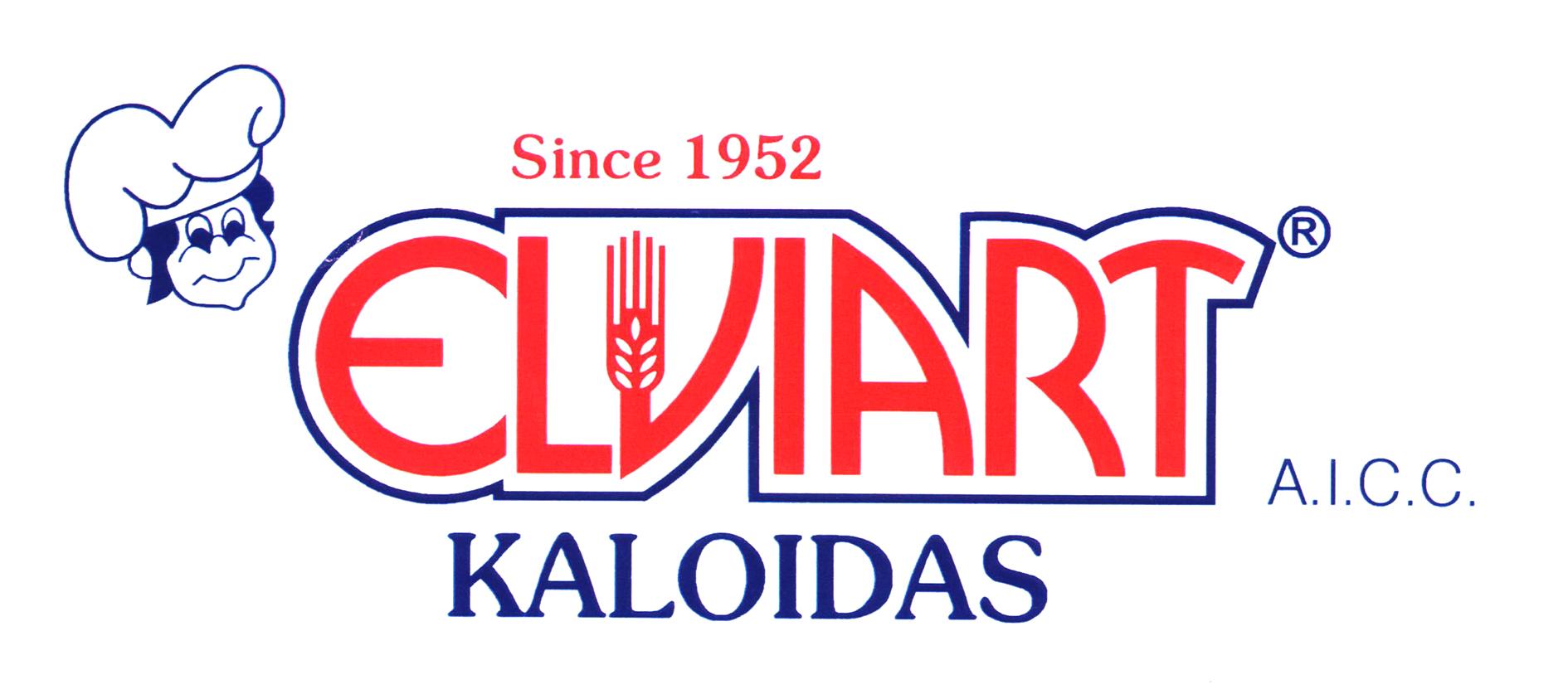 Since 1952 ELVIART A.I.C.C. KALOIDAS