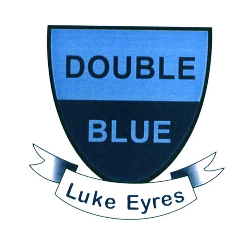 DOUBLE BLUE Luke Eyres