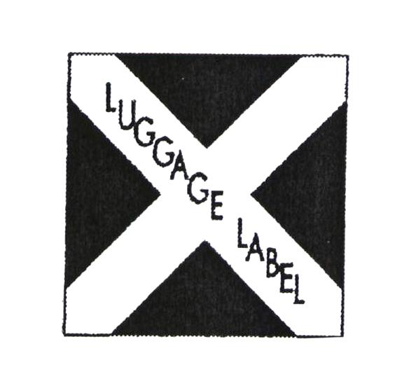 LUGGAGE LABEL