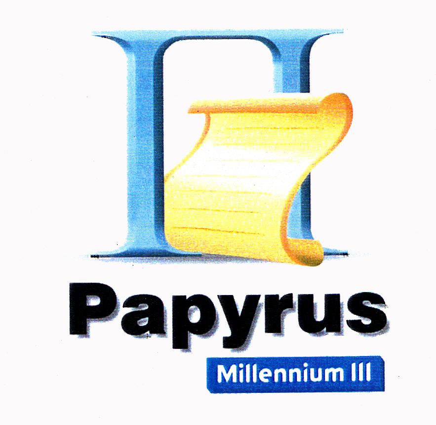Papyrus Millennium III
