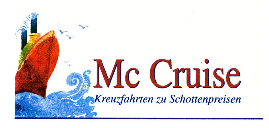 Mc Cruise Kreuzfahrten zu Schottenpreisen
