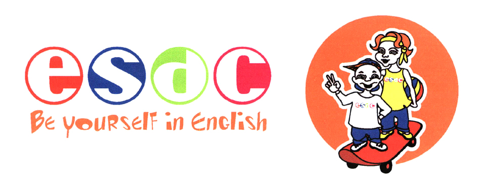 esdc Be YouRselF in English