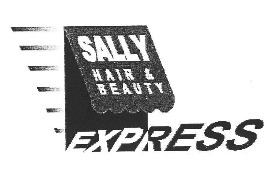 SALLY HAIR & BEAUTY EXPRESS