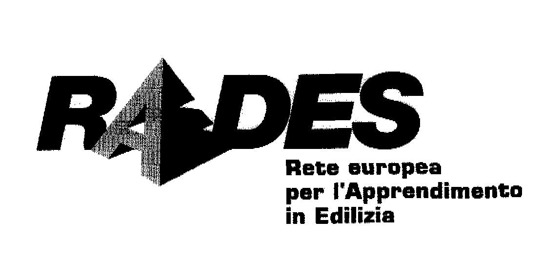 RAEDES Rete europea per l'Apprendimento in Edilizia