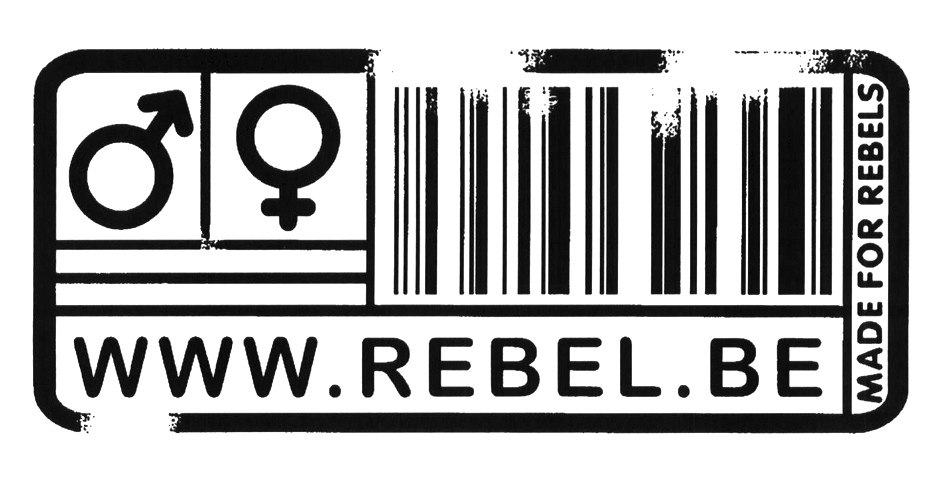 WWW.REBEL.BE MADE FOR REBELS